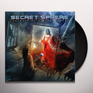 Secret Sphere PORTRAIT OF A DYING HEART Vinyl Record