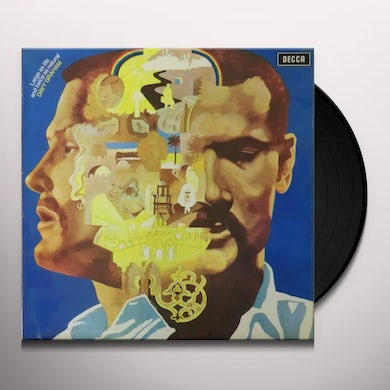 Davy Graham LARGE AS LIFE & TWICE AS NATURAL Vinyl Record