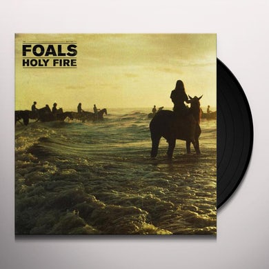 Foals HOLY FIRE Vinyl Record