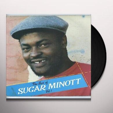 Sugar Minott  BEST OF 1 Vinyl Record