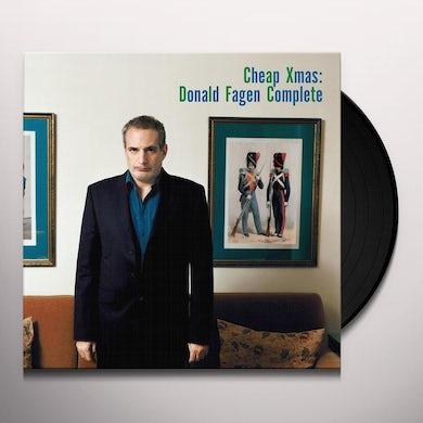 CHEAP XMAS: DONALD FAGEN COMPLETE Vinyl Record