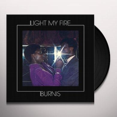 Burnis LIGHT MY FIRE Vinyl Record