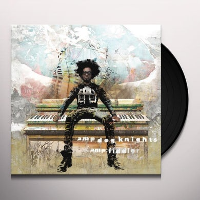 Amp Fiddler AMP DOG KNIGHTS Vinyl Record