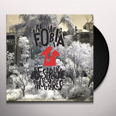Fobia DESTRUYE HOGARES  (GER) Vinyl Record - Remastered