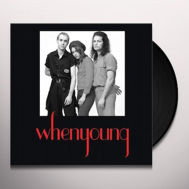 Whenyoung ACTOR Vinyl Record