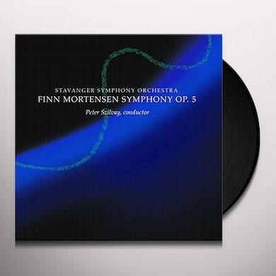 Finn Mortensen / Stavanger Symphony Orchestra FINN MORTENSEN: SYMPHONY OP 5 Vinyl Record
