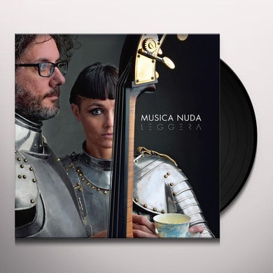 Musica Nuda LEGGERA Vinyl Record