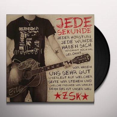 JEDE SEKUNDE Vinyl Record