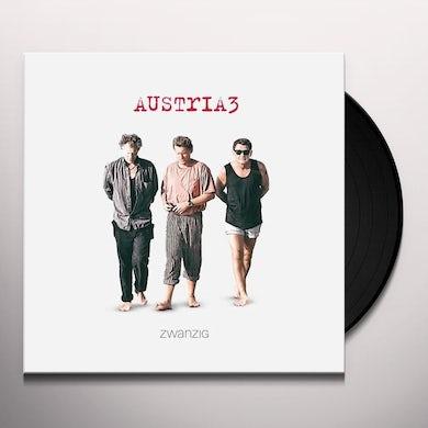 Austria 3 ZWANZIG (LIVE) Vinyl Record