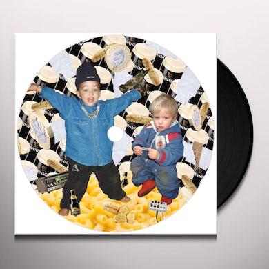 Boofy & Ishan Sound ROLL THE DICE / CANE SWORD Vinyl Record