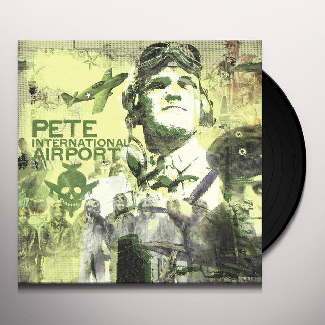 Pete International Airport Vinyl Record