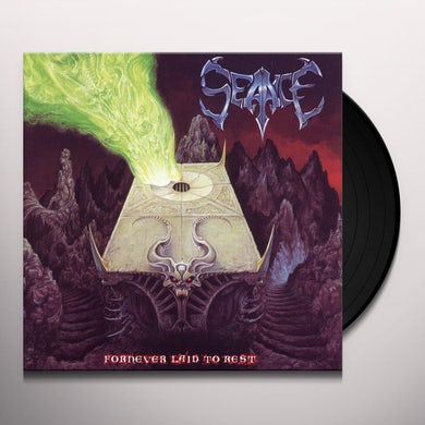 Seance FORNEVER LAID TO REST Vinyl Record