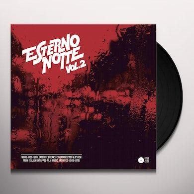 ESTERNO NOTTE VOL 2 / VARIOUS Vinyl Record