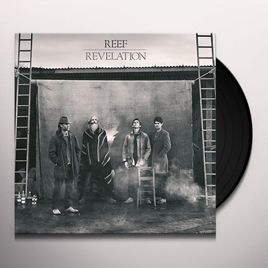 Reef REVELATION Vinyl Record