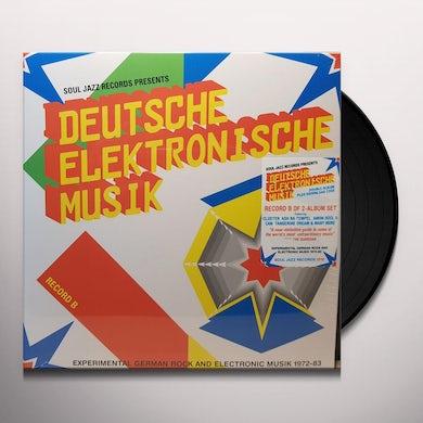 Deutsche Elektronische Musik / Various DEUTSCHE ELEKTRONISCHE MUSIK (PART B) / VARIOUS Vinyl Record