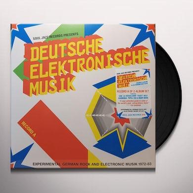 Deutsche Elektronische Musik / Various DEUTSCHE ELEKTRONISCHE MUSIK (PART A) / VARIOUS Vinyl Record