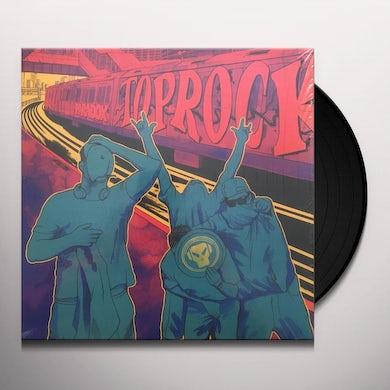 Paradox TOPROCK / ORION Vinyl Record