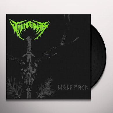 Thunderwar WOLFPACK Vinyl Record