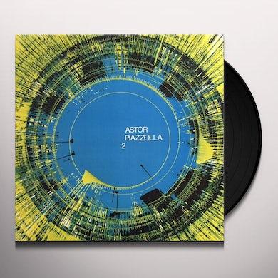 Astor Piazzolla CONJUNTO 9 VOL 2 Vinyl Record