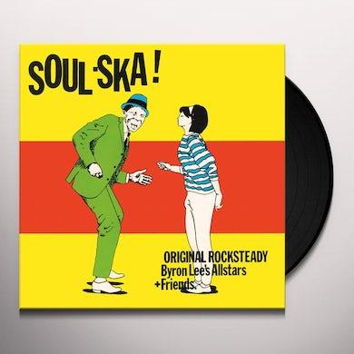 Byron Lee / All Stars SOUL SKA Vinyl Record