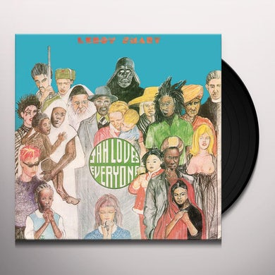 JAH LOVES EVERYONE Vinyl Record