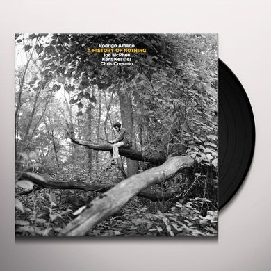HISTORY OF NOTHING Vinyl Record