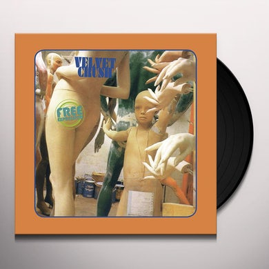 Velvet Crush FREE EXPRESSION Vinyl Record