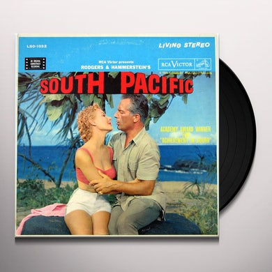 Rodgers And Hammerstein SOUTH PACIFIC / O.S.T. Vinyl Record