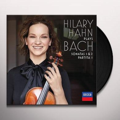 HILARY HAHN PLAYS BACH: SONATAS 1 & 2 / PARTITA 1 Vinyl Record