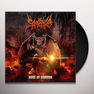 Sinaya MAZE OF MADNESS Vinyl Record