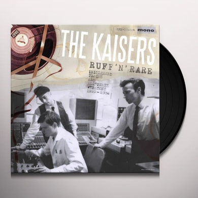 RUFF N RARE Vinyl Record