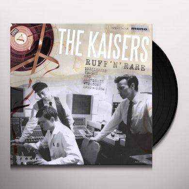Kaisers RUFF N RARE Vinyl Record