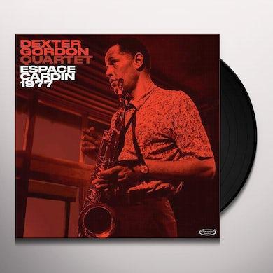 Dexter Gordon ESPACE CARDIN 1977 Vinyl Record