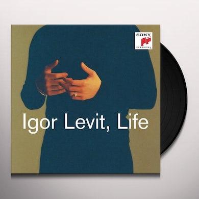 Igor Levit LIFE ALBUM Vinyl Record