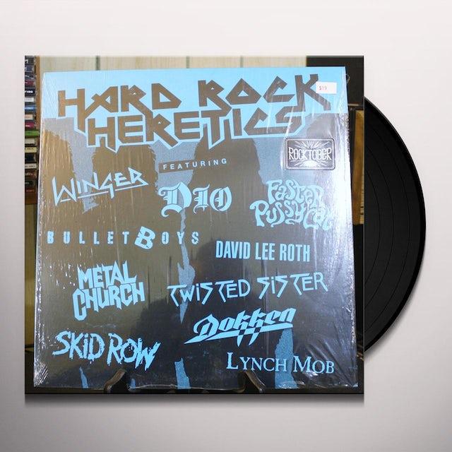 Hard Rock Heretics / Various