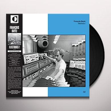 ELECTRUCS / O.S.T. Vinyl Record