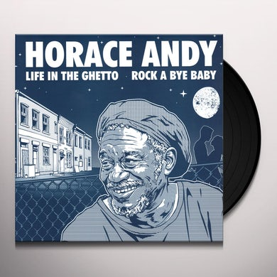 Horace Andy LIFE IN THE GHETTO Vinyl Record