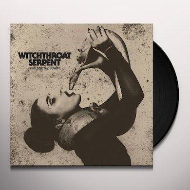 Witchthroat Serpent SWALLOW THE VENOM Vinyl Record
