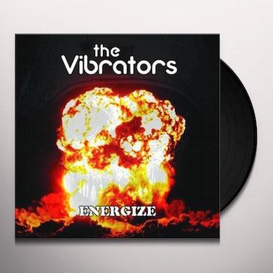 The Vibrators ENERGIZE Vinyl Record