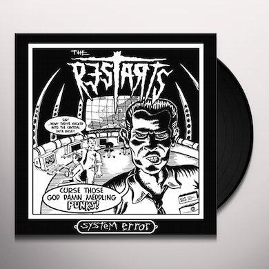 Restarts SYSTEM ERROR Vinyl Record
