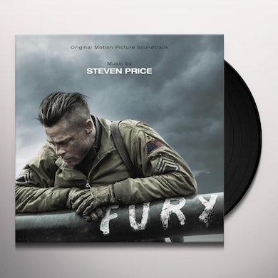 Steven Price FURY Vinyl Record
