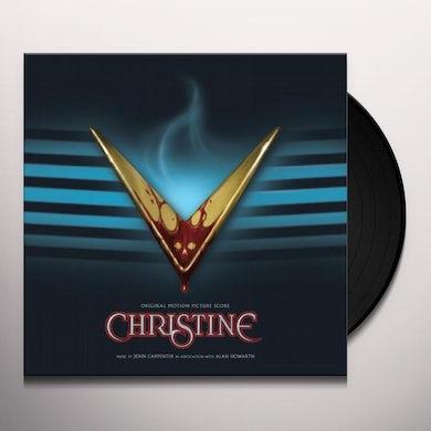John Carpenter CHRISTINE (SCORE) / Original Soundtrack Vinyl Record