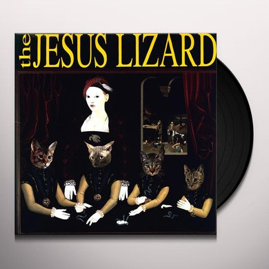The Jesus Lizard LIAR Vinyl Record
