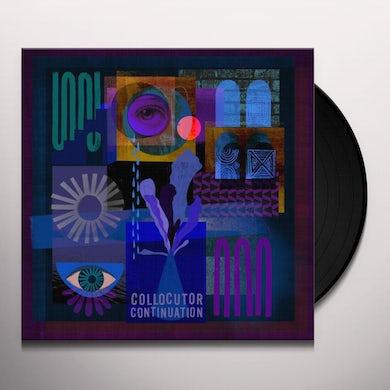 COLLOCUTOR Continuation Vinyl Record