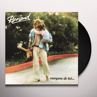 Renaud MORGANE DE TOI Vinyl Record