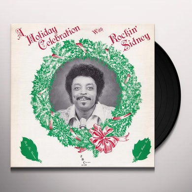 Rockin Sidney HOLIDAY CELEBRATION Vinyl Record
