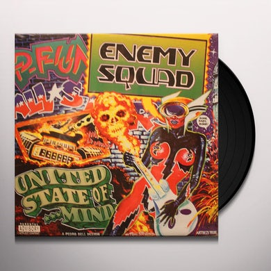 Enemy Squad UNITED STATE OF MIND Vinyl Record