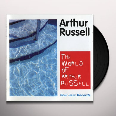 Soul Jazz Presents: The World Of Arthur Russell Vinyl Record