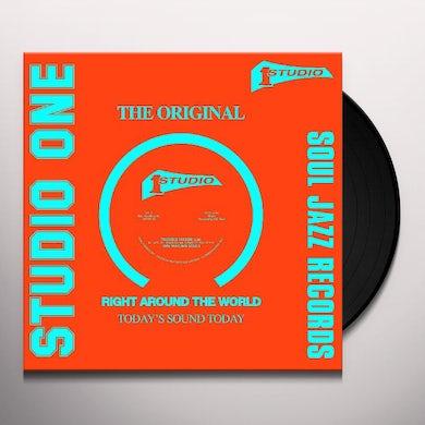 Wailing Souls Trouble Maker / Run My People Vinyl Record