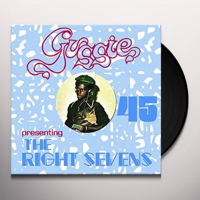 Gussie Clark GUSSIE PRESENTING: THE RIGHT SEVENS Vinyl Record - UK Release